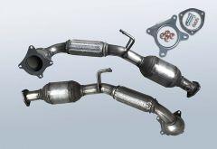 Catalytic Converter VW Sharan II 2.0 TSI (7N)