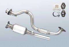 Catalytic Converter VW Bora 1.6 16v (1J2)