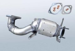 Catalytic Converter VW Beetle 1.4 TSI (5C1)