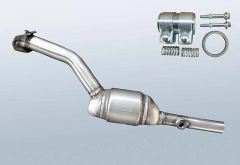 Catalytic Converter RENAULT Clio III 1.2 16v (BR0/1)