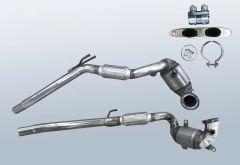 Catalytic Converter VW Golf Sportsvan 1.2 TSI BMT (AM1)