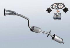 Catalytic Converter BMW 3 Cabriolet 318Ci (E46)