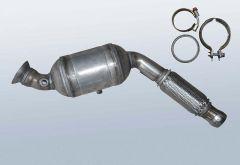 Catalytic Converter MERCEDES BENZ Sprinter 3 t 215 CDI (906611/906613)