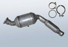 Catalytic Converter MERCEDES BENZ Sprinter 3 t 209 CDI (906611/906613)
