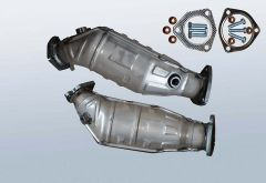 Catalytic Converter AUDI A6 1.8 20v Turbo (4B2C5)