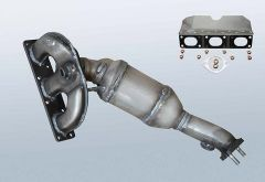 Catalytic Converter BMW X3 3.0i xDrive (E83)