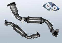 Catalytic Converter AUDI Q7 3.0 TDI Quattro (4L)
