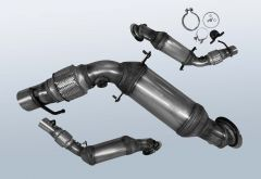 Catalytic Converter BMW 3 316i (F30)