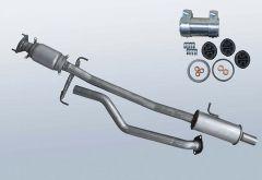 Catalytic Converter MAZDA CX-7 2.3i Turbo (ER)