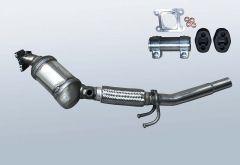 Catalytic Converter VW Up! 1.0 12v (AA)