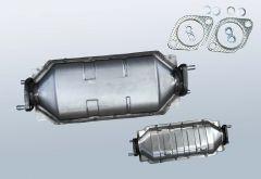 Catalytic Converter HYUNDAI Tucson 2.0 CRDi 4x4 (JM)