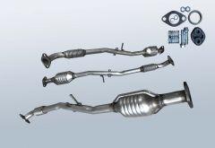Catalytic Converter HYUNDAI Atos III 1.1 12v (MX)