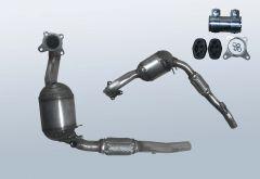 Catalytic Converter AUDI A1 1.4 TFSI (8XA 8XF)