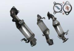 Catalytic Converter VW Caddy III 1.2 TSI (2KB,2KJ,2CB,2CJ)