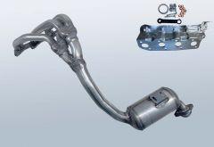 Catalytic Converter MERCEDES BENZ A-Klasse A140 (W168)