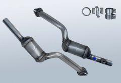 Catalytic Converter RENAULT Clio III 1.2 16v (B/CR0/1)