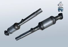 Catalytic Converter VW Golf Plus 1.4 16v (5M1 521)