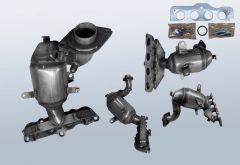 Catalytic Converter MAZDA 2 1.5i MZR (DE)