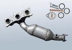 Catalytic Converter BMW 3 Coupe 323i (E92)