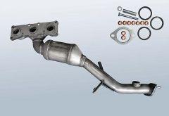 Catalytic Converter BMW 3 Cabriolet 323i (E93)