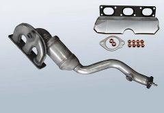 Catalytic Converter BMW X3 2.5i (E83)