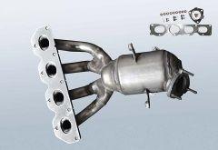 Catalytic Converter OPEL Vectra C 1.8