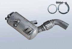 Diesel Particulate Filter BMW X5 3.0d (E70)