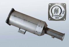 Diesel Particulate Filter CITROEN Dispatch 2.0 HDI (EA_EB)