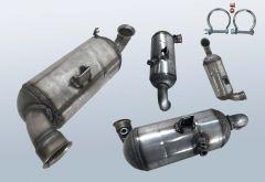 Diesel Particulate Filter CITROEN C3 II 1.4 e-HDi (A51)