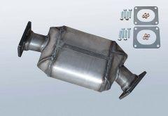 Diesel Particulate Filter BMW 530d (E60)