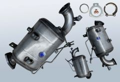Diesel Particulate Filter OPEL Antara 2.2 CDTI 4x4 (L07)
