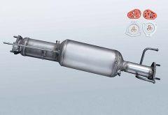 Diesel Particulate Filter OPEL Antara 2.0CDTI (OL_26)