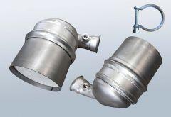 Diesel Particulate Filter CITROEN Berlingo II 1.6 HDI (B9)