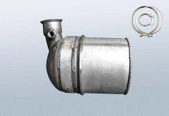 Diesel Particulate Filter CITROEN C3 II 1.4 HDi (A51)