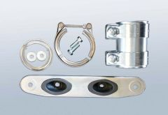 Mounting kit for DPF AUDI A3 2.0 TDI (8P1)