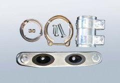 Mounting kit for DPF VW Caddy 1.9 TDI (2KA,2KH,2CA,2CH)