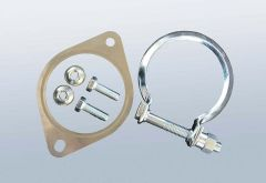 Mounting kit for DPF RENAULT Trafic 2.5 CRDI (FL0J)