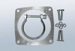 Mounting kit for DPF LANCIA Phedra 2.2 JTD (179)
