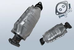 Catalytic Converter KIA Sorento I 2.4 16v (JC)