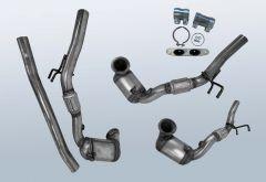 Catalytic Converter VW Arteon 2.0 TSI 4motion (3H7)