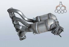 Catalytic Converter BMW 1 120i (E87)