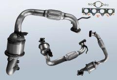Catalytic Converter MAZDA 2 1.4 MZ-CD (DE )