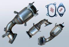 Catalytic Converter ABARTH 500C 595C 695C 1.4 T Jet (312AX)