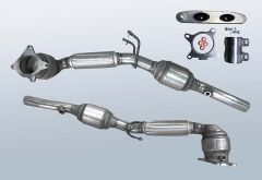 Catalytic Converter VW Scirocco III 2.0 R (13)