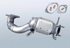 Catalytic Converter VW Passat 1.4 TSI EcoFuel (3C2B7)