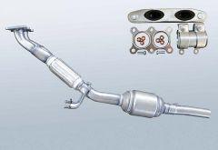 Catalytic Converter VW Golf VI  Variant 1.6 8v (AJ5)