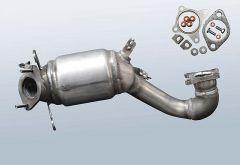 Catalytic Converter VW Eos 1.4 TSI (1F7,1F8)