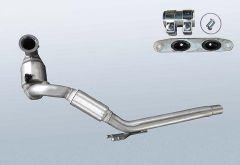 Catalytic Converter AUDI A3 1.2 TSI (8V1,8VK)