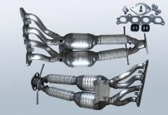 Catalytic Converter FORD Mondeo IV 1.6 TI-VCT (BA7)