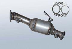 Catalytic Converter HYUNDAI I20 1.4 16v (PB,PBT)